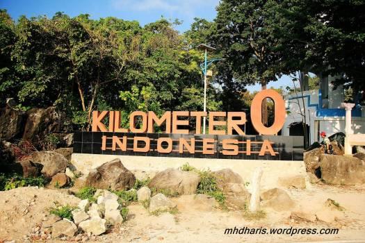 tugu nol kilometer sabang 15 - Nikmati Kemudahan Wisata Liburan Lebaran Bersama Cheria Halal Holiday
